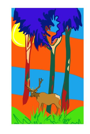 elk banner